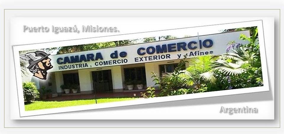 Cámara de Comercio de Puerto Iguazú